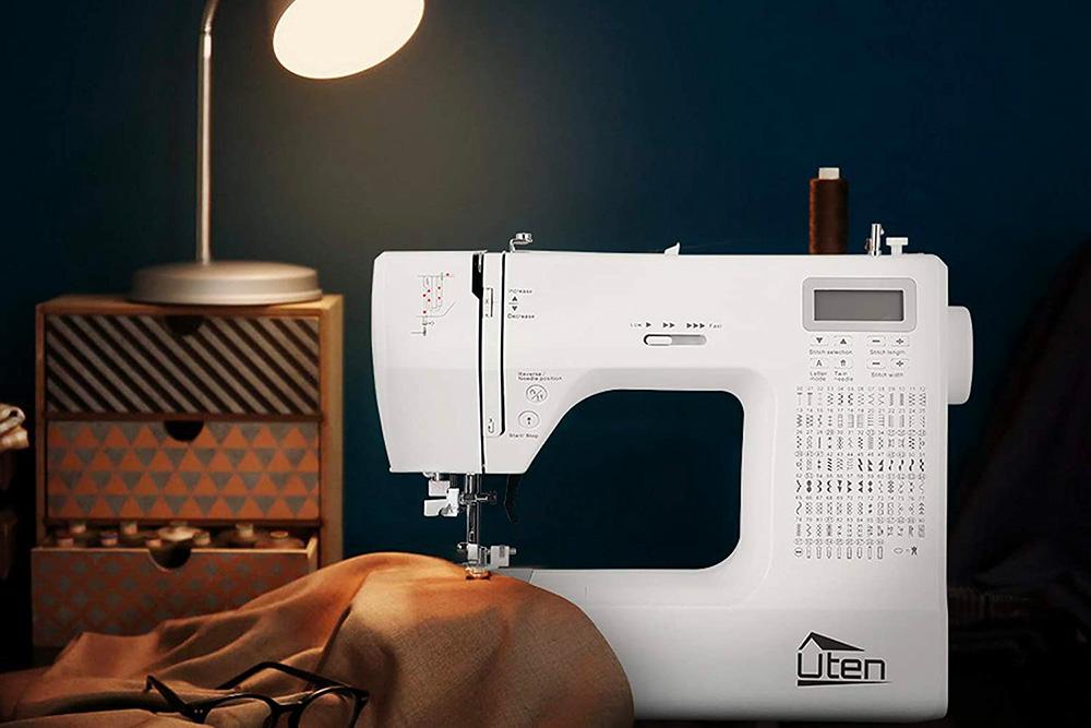 macchina da cucire uten overclock 200 recensione